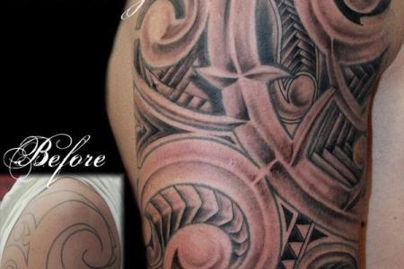 1 maori tattoos
