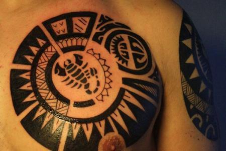 28 maori tattoo