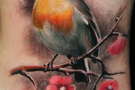 31 bird tattoo