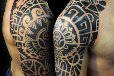 31 maori tattoo
