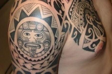maori tattoos hei tiki 600x710