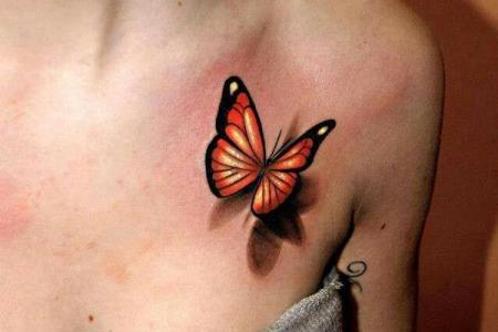 27 3d tattoo