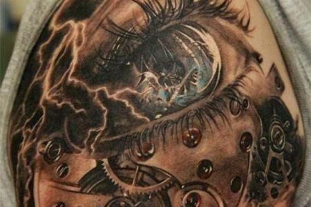 63 3d tattoo