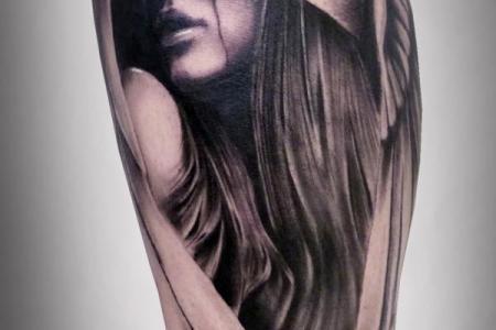 29 girl portrait tattoo600 1091