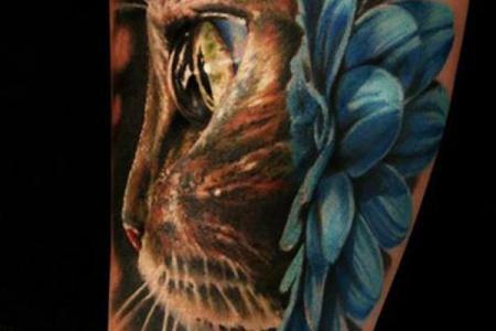 47 animal tattoo