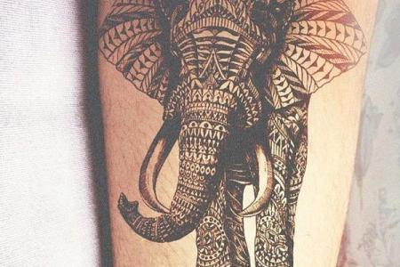 41 cool animal tattoo2