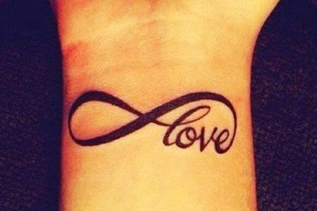 27 love infinity tattoos