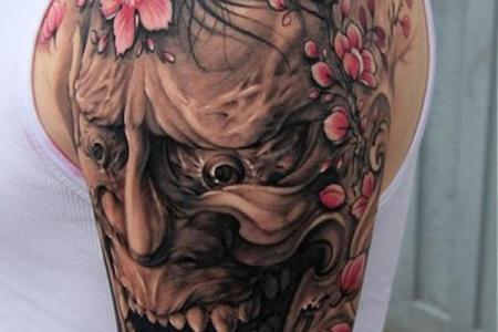 31 anese tattoo