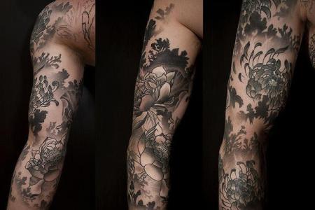 31 arm tattoo