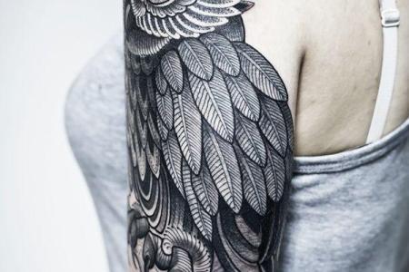 35 owl ink tattoo1