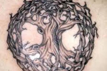 6 celtic tree tattoo