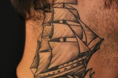 23 boat neck tattoo