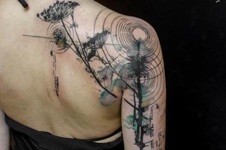 30 dandelion tattoos