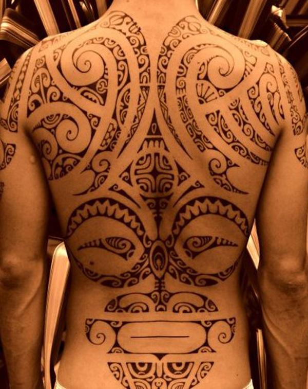 The Symbolic Identity of the Marquesan Tattoo of 10