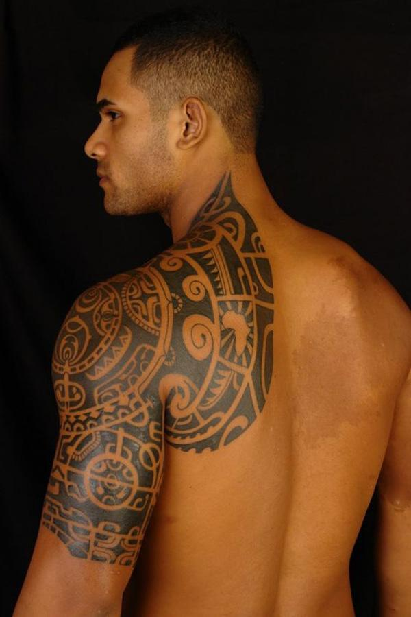 The Symbolic Identity of the Marquesan Tattoo of 26 by Tracy