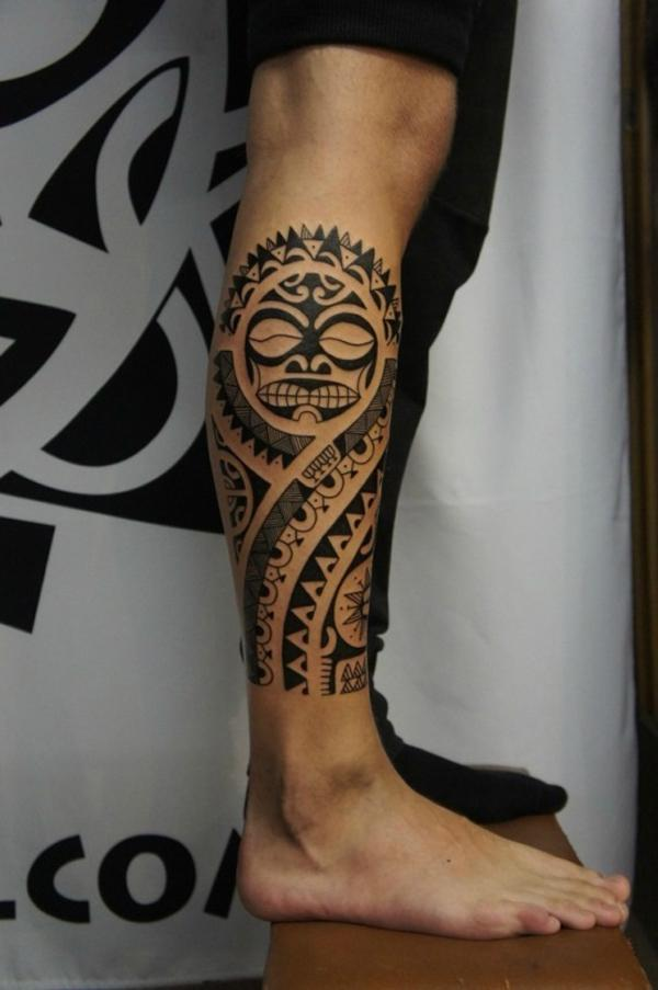 The Symbolic Identity of the Marquesan Tattoo of 28 by Tracy