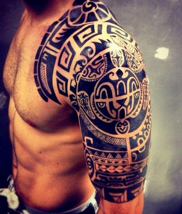 The Symbolic Identity of the Marquesan Tattoo of 13 by Tracy