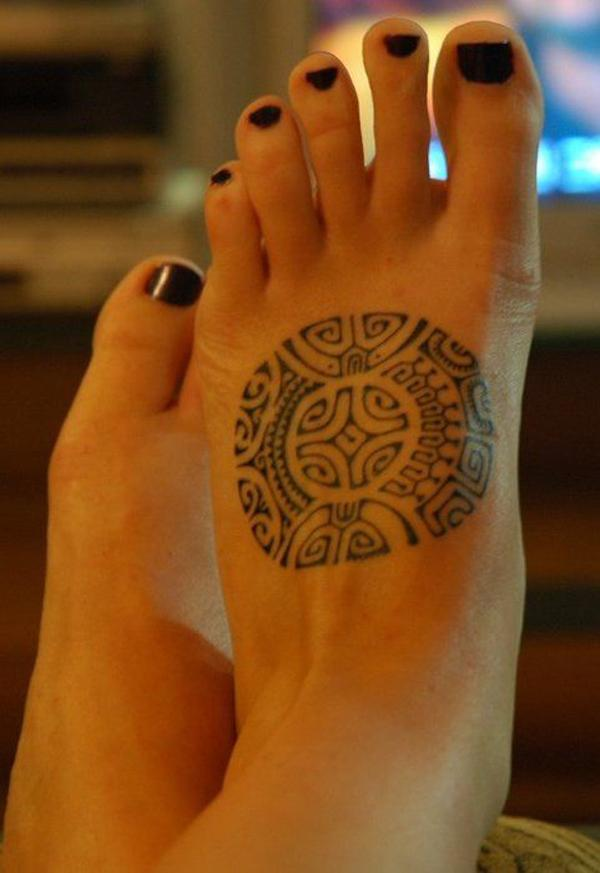 The Symbolic Identity of the Marquesan Tattoo of 19 by Tracy