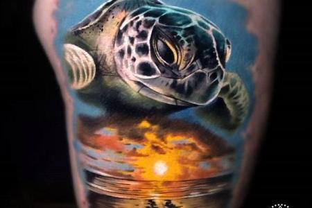 turtle tattoo 19