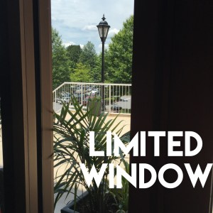 limited window