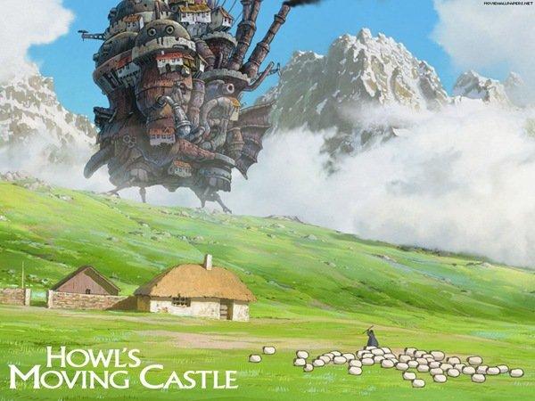 Howl's Moving Castle 2
