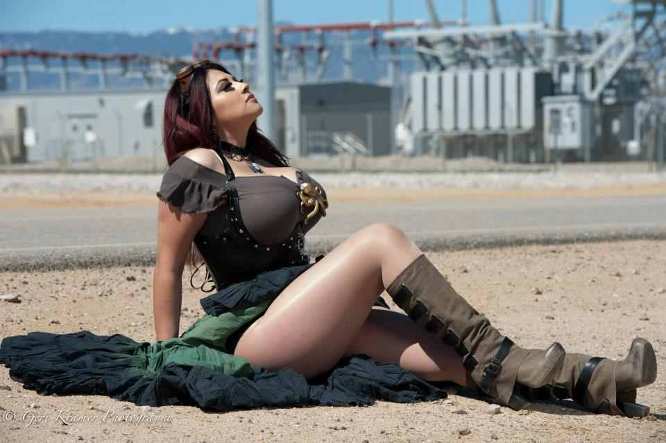 Ivy Doomkitty Steampunk