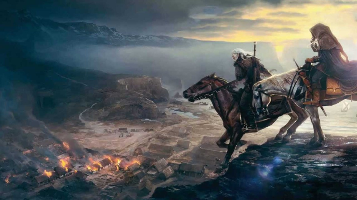 The Witcher III Wallpaper