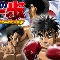 Hajime no Ippo Rising Cover