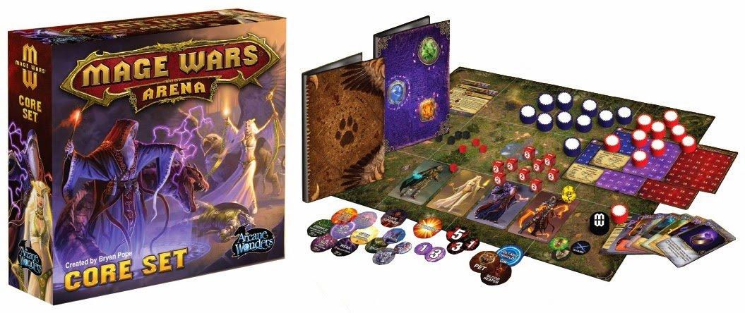 Mage Wars Arena Core Set