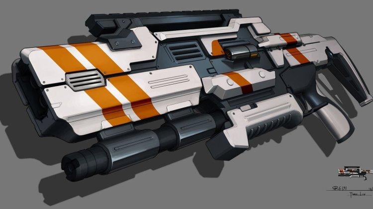 WeaponDesign_PulseShotgun00_in3D