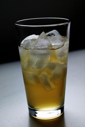 Ginger ale (Refresco de jengibre)