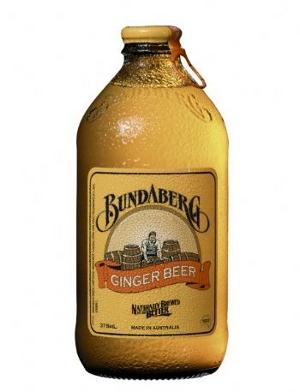 Ginger beer (Cerveza de jengibre)