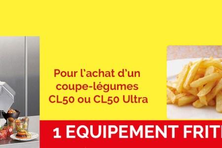 promotion equipement cuisine professionnelle