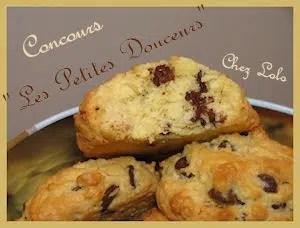 Cookies aux éclats d'amandes et pépites de chocolat (1)