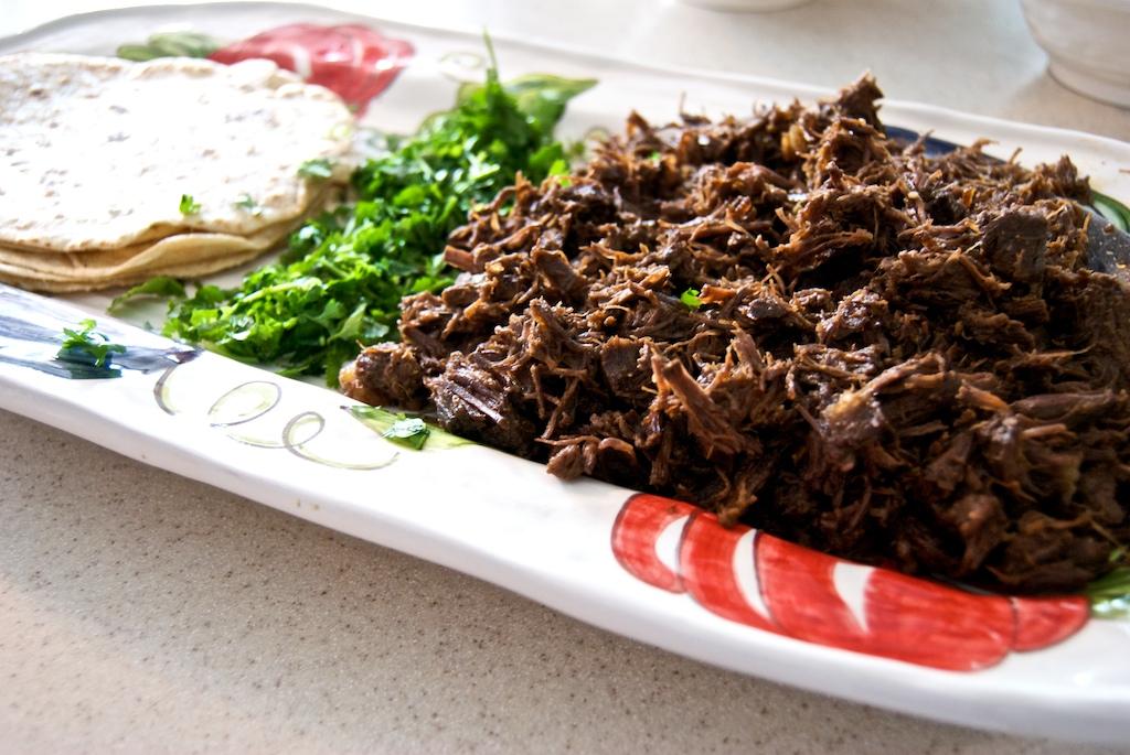 Shredded Beef Soft Tacos - Cuizoo