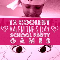 12 Coolest Valentine's Day School Party Games