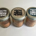 DIY Pumpkin Pie Spice Gift