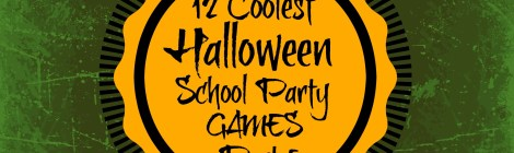 12 COOLEST HALLOWEEN SCHOOL PARTY GAMES — PART 5