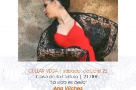 """Espectáculo Flamenco """"La Vida es Bella"""""""