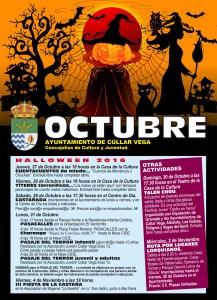 Pasacalles, charanga y Pasaje del Terror @ CIDE   Cúllar Vega   Andalucía   España