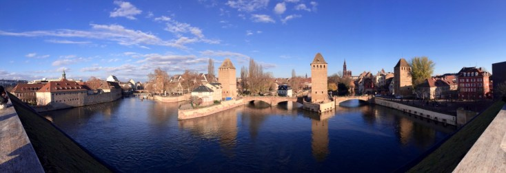 Strasbourg, Vauban Barrage