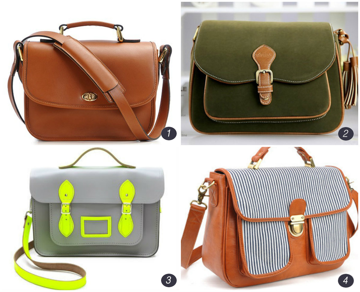 SHOPPING // STYLISH CAMERA BAGS