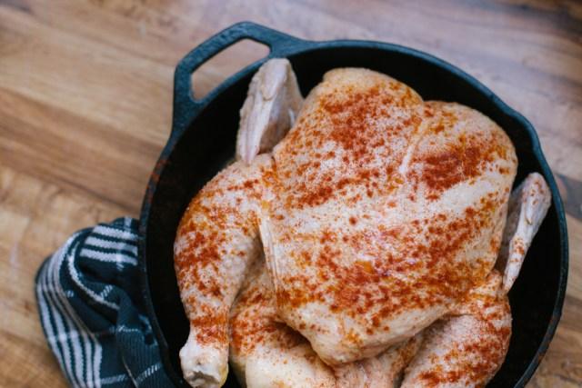 Buttermilk Roast Chicken-2
