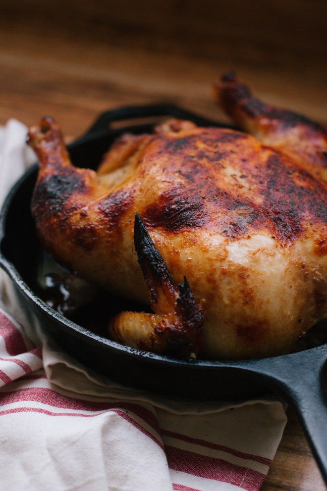 Buttermilk Roast Chicken-5