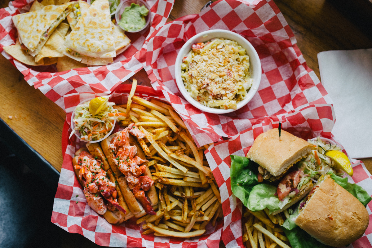 Morgan's Fish Market & Lobster House in Truckee, CA