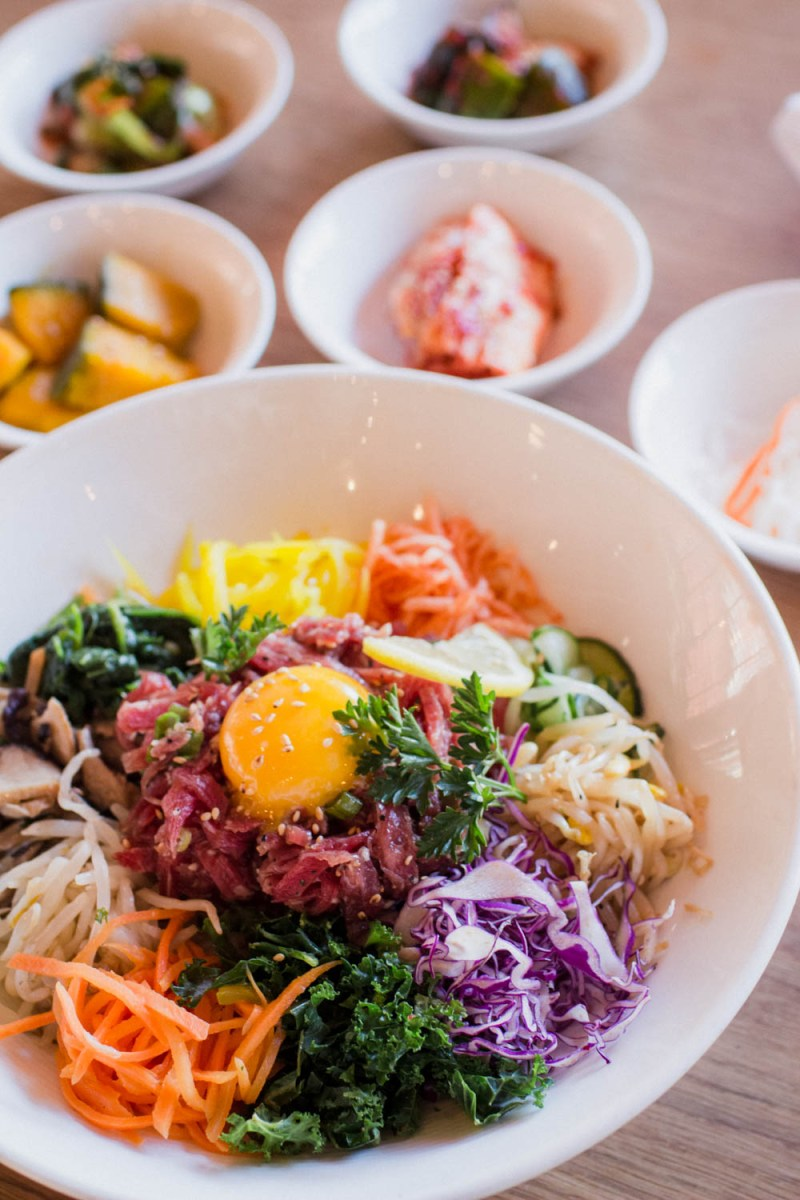 Approaching Korean Comfort Food with Bowl'd