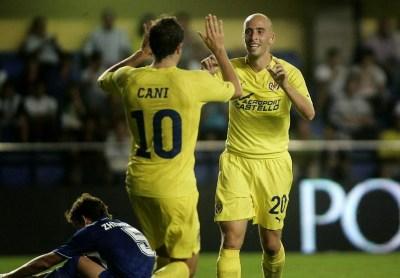 En el Villarreal dejó varios de sus mejores destellos..