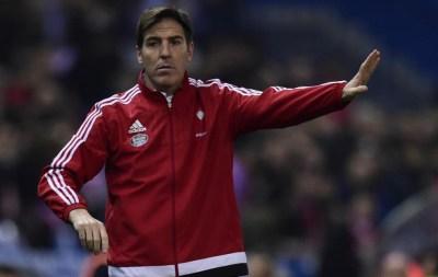 Eduardo Berizzo dirige por segundo año al Celta, club donde jugó entre 2001 y 2005.