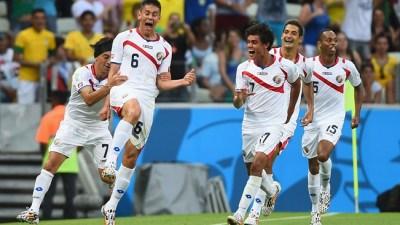 Costa Rica y su gran actuación en Brasil 2014