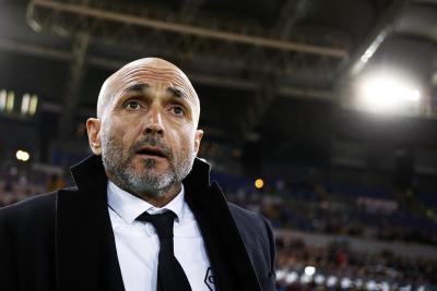 Spalletti busca meter a la Roma en Champions